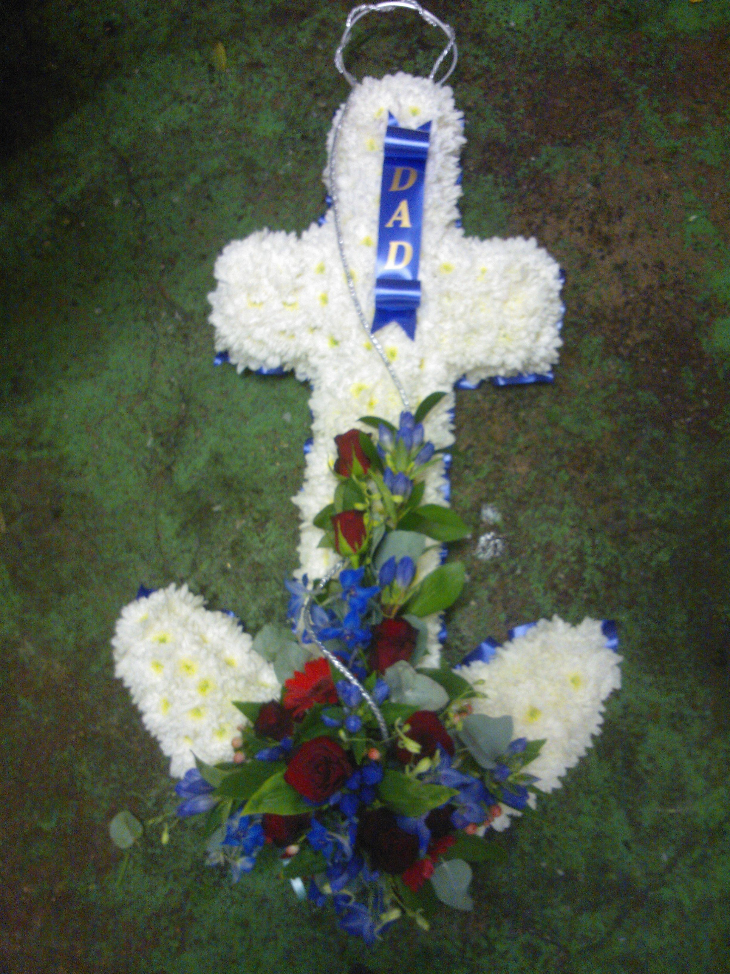 Funeral flowers floralcraft flowers tribute funeral izmirmasajfo